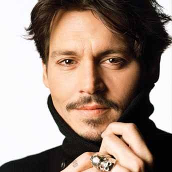 Johnny Depp Fashion Icon - He Knows how to dress - rings