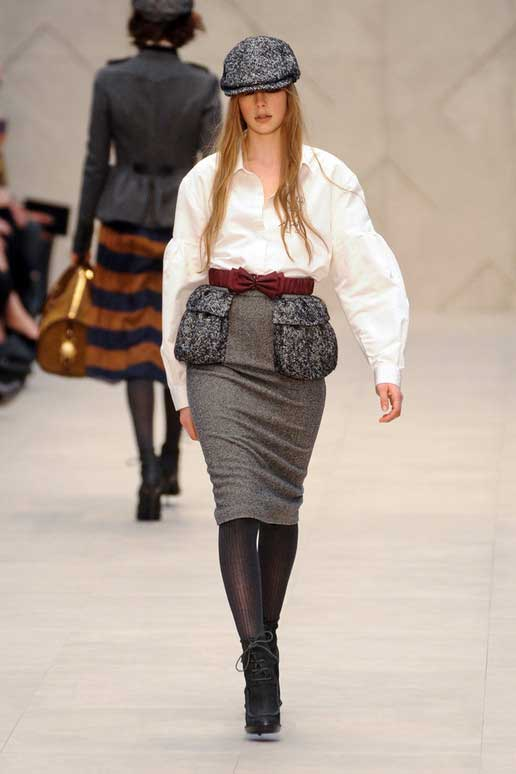 BURBERRY-PRORSUM-FALL-2012,blouse