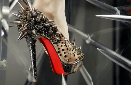 Christian Louboutin collection red sole