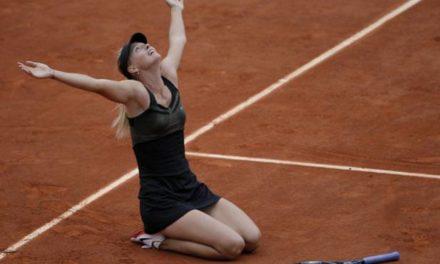 Maria Sharapova – Fashion Sports Icon On The Court