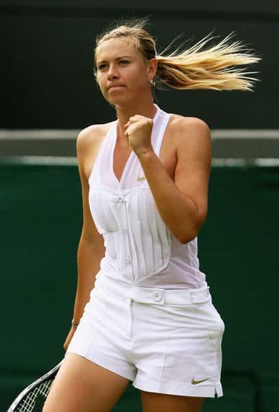 Anna Sergeyevna Kournikova is a Russian retired