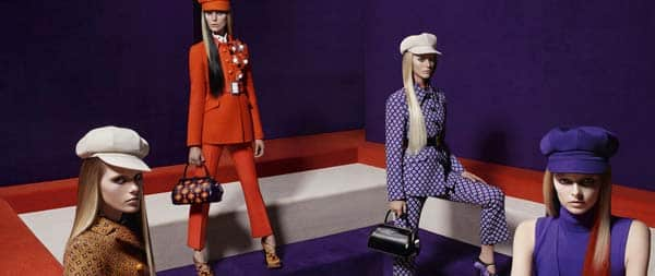 Prada Womenswear – Autumn Winter 2012 Campaign