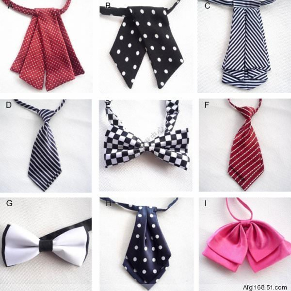 how to wear a bow tie girl