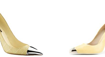 Louis Vuitton Metal Tip Courts – Great Stylish Shoes for 2012
