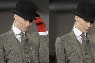 ralph-lauren,-women's-grey-suit-winter-2012