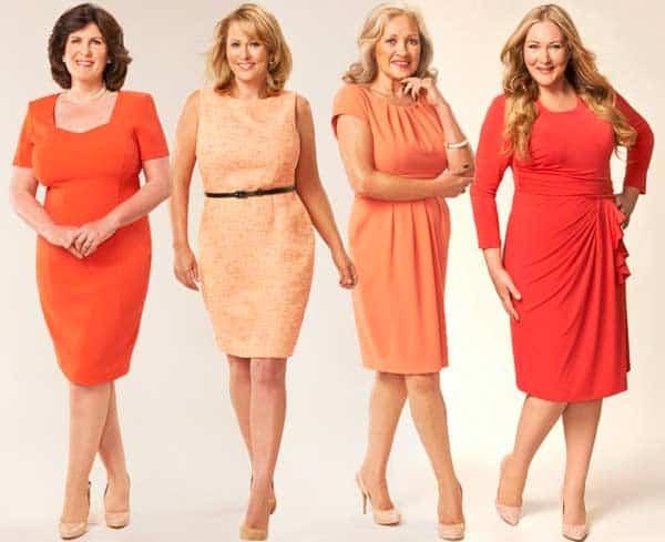 Plus Size Women Size 16 British women