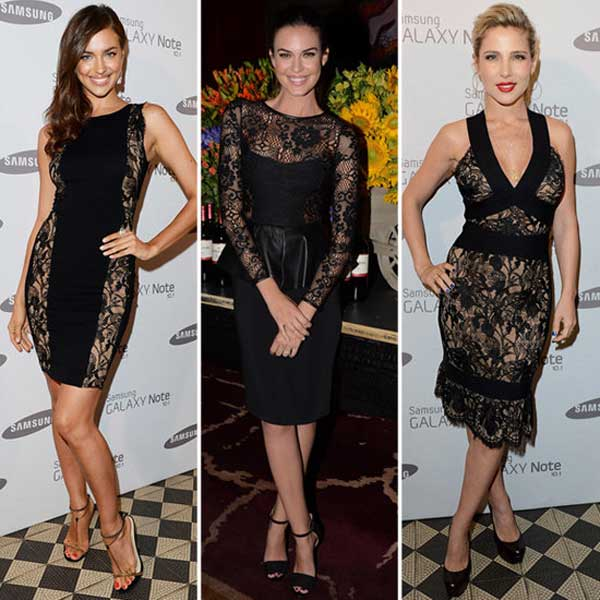 lace dresses celebrities class or no class gracie opulanza