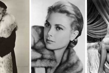 grace-kelly,-wearing-Faux_Fur_
