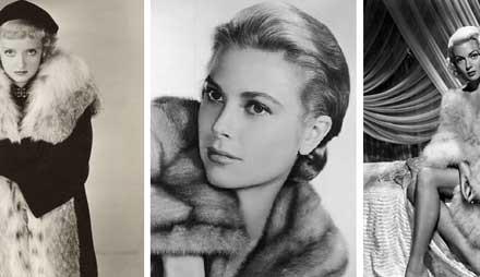 Fur Vintage Coats -The Allure of Vintage Fur
