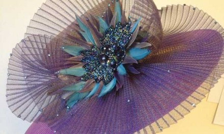Millinery –  Bridal, bespoke couture on your head