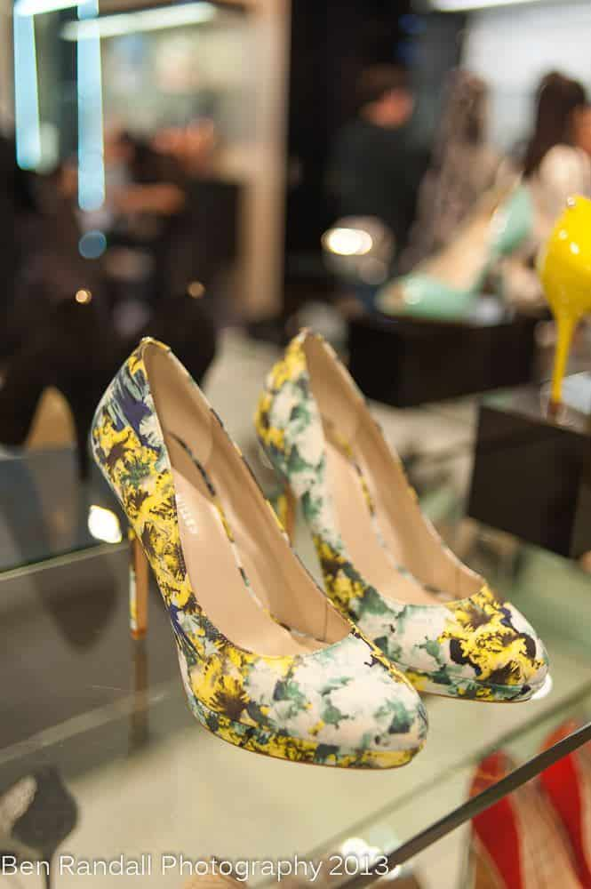 Karen Millen Autumn winter 2013 collection - shoes