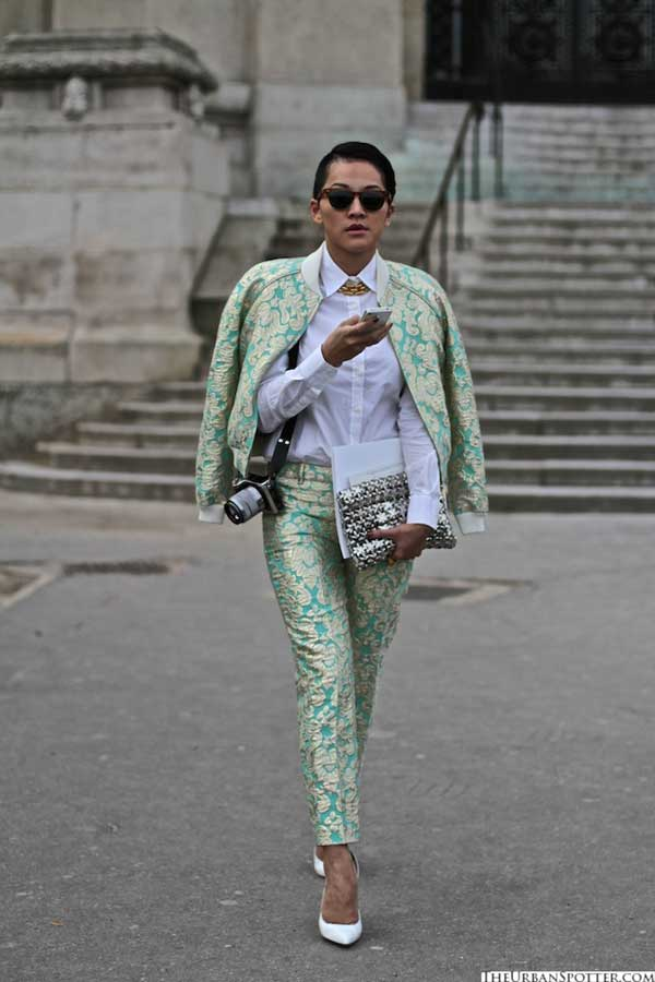 Womens Coloured Suits | My Dress Tip