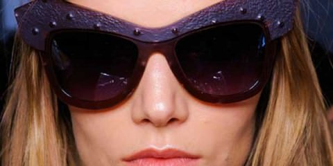 Roberto Cavalli - Designer sunglasses for 2013 purple