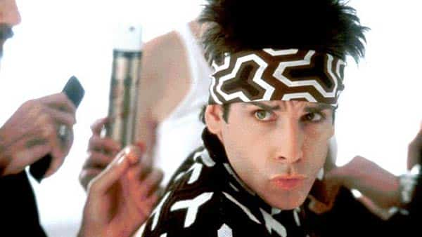 Ben Stiller as Derek Zoolander