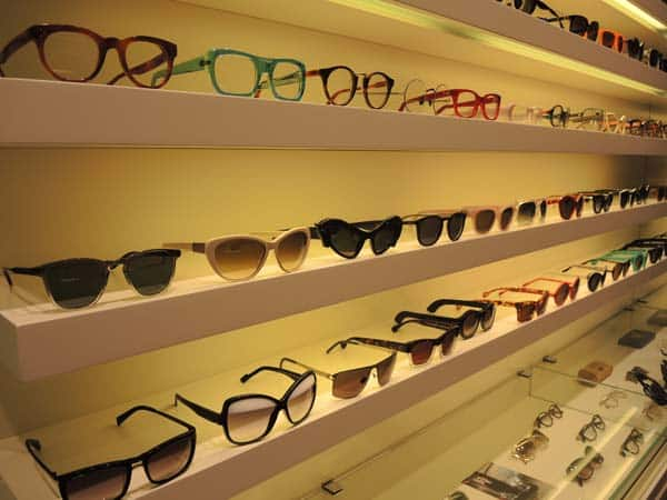 Optica Toscana Eyewear Barcelona the collection