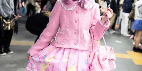 Tokyo Fashion Lolita Kei
