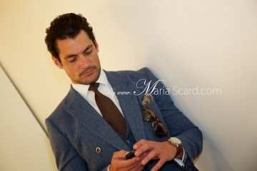 David Gandy Interview 2