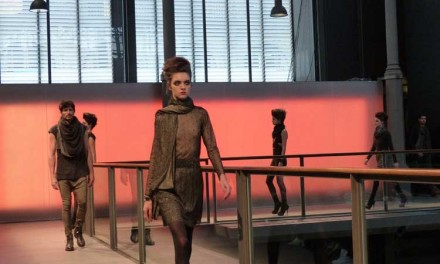 Celia Vela – 080 Barcelona Fashion week 2014