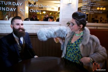Ricki Hall Beards Tattoo Male Model Gracie Opulanza MenStyleFashion