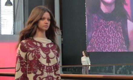 Aldomartins – 080 Barcelona Fashion 2014 Knitwear