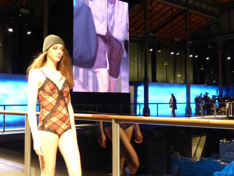 TCN – Lingerie Barcelona Fashion