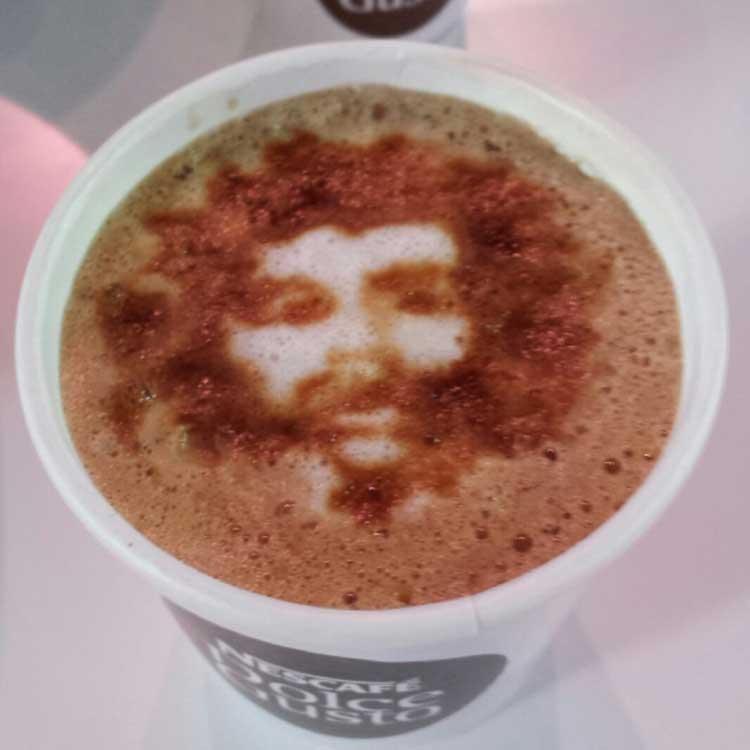 Coffee Art - Sonya Parra (1)