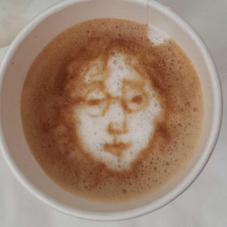 Coffee Art - Sonya Parra (2)