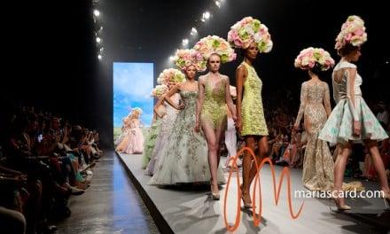 Dubai Fashion Forward 2014 – Rami Kadi Dresses That Smile
