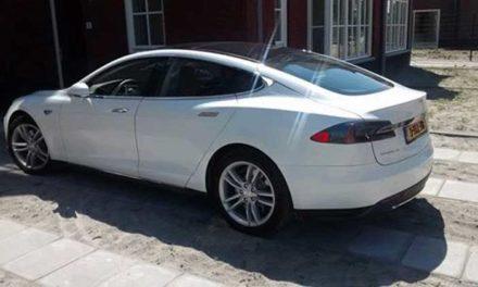 Tesla Motors – Gracie Goes Electric