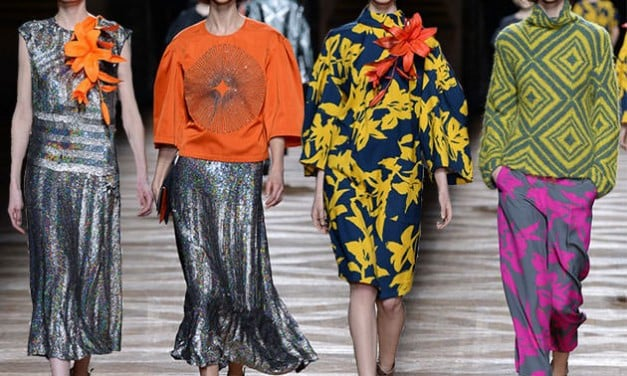 Avant Garde – Who Are The Antwerp Six Top Designers?