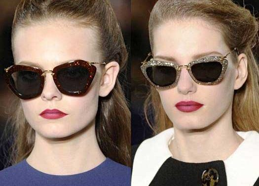 Win A Pair of Miu Miu 10NS Sunglasses Value Of £220