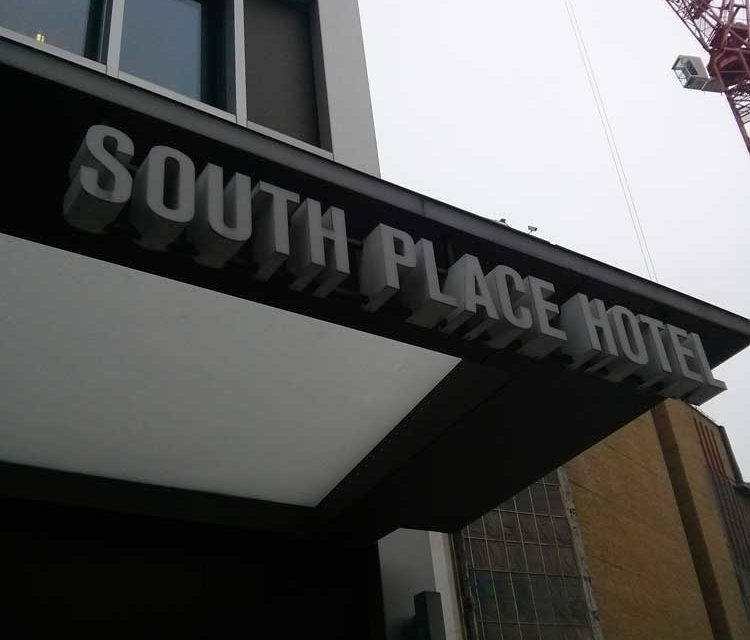 South Place Hotel London – A Unique Personal Experience