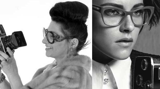 Chanel Eyewear Campaign – Who Inspired Who?