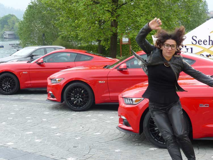 New Ford Mustang 5.0-Litre V8. MenStyleFashion Shot by Gracie Opulanza (11)