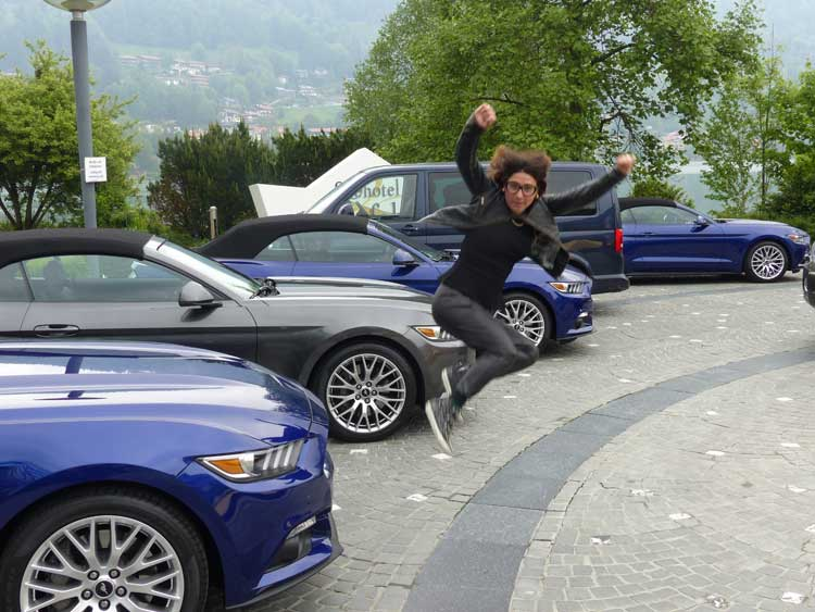 New Ford Mustang 5.0-Litre V8. MenStyleFashion Shot by Gracie Opulanza (13)