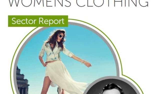 Women's Clothing Industry in 2015  – An Online View