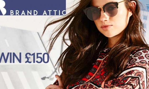 Win £150 To Spend At Brand Attic