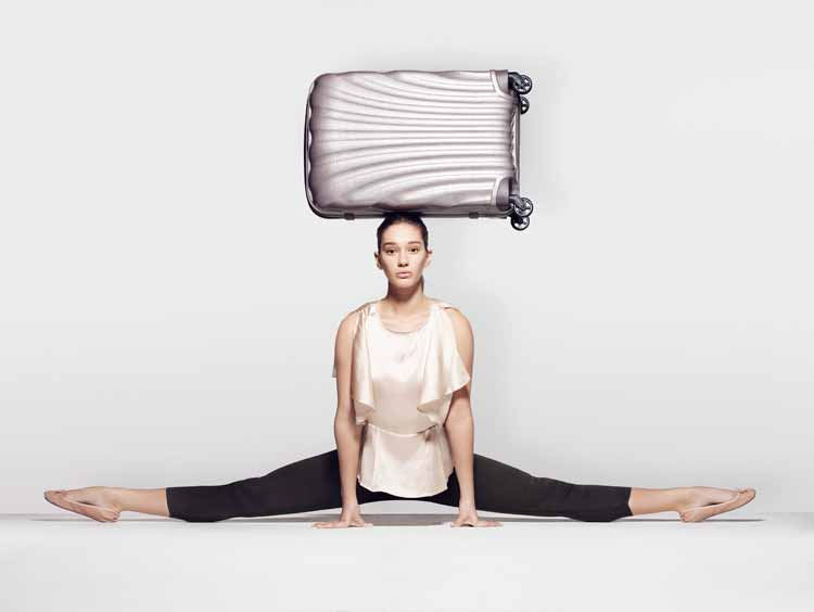 Samsonite's Suitcases – The Serious Traveller